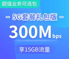 5G畅享融合159档礼包版
